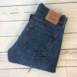Levi's 501 Straight Jeans, Size W31 L30
